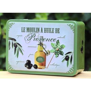Lumière de Provence Cadeaublik olijvenzeep