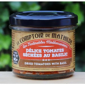 Tapenade met tomaat