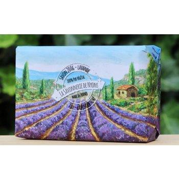 Savonnerie de Nyons Grote zeep lavendel