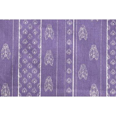Tafelkleed cigale patroon