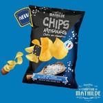 Ambachtelijke chips en lekkere dips