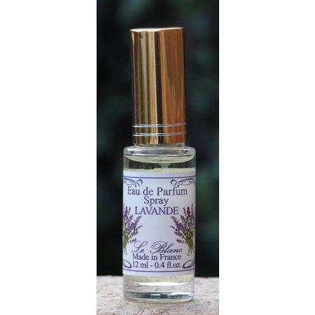 Miniflesje eau de parfum lavendel