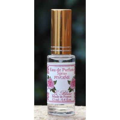 Eau de parfum pioenroos