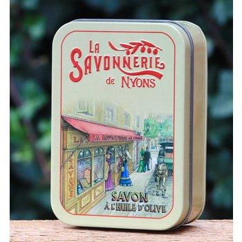 Savonnerie de Nyons Blik zeep groot Boutique