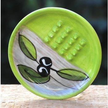 Lumière de Provence Knoflookrasp groen