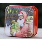 Franse zeep in kerstsfeer