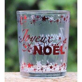 Lumière de Provence Waxine rood