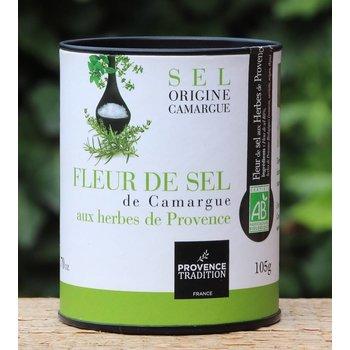 Provence Tradition Potje zeezout kruiden