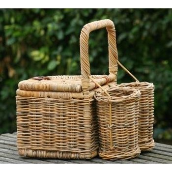 Picknickmand Bouteille