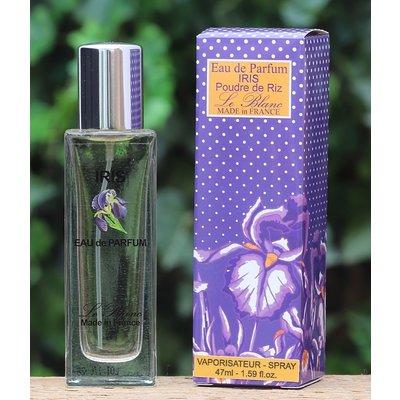 Eau de parfum iris