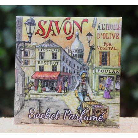 Geurenvelop Montmartre