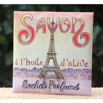 Savonnerie de Nyons Geurzakje Eiffeltoren