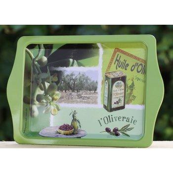 Lumière de Provence Dienblad  olijven