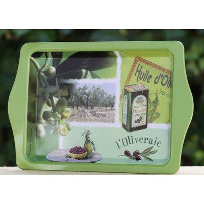 Dienblad  olijven