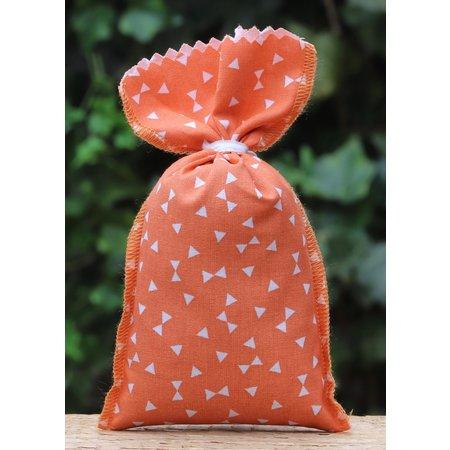 Oranje lavendelzakje Trendy