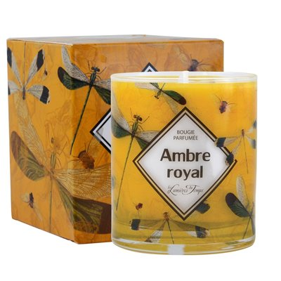 Kaars ambre royal