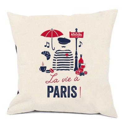 Kussen Paris