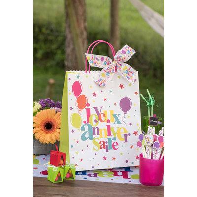 Cadeautasje verjaardag