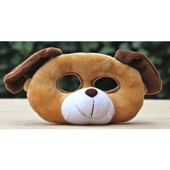 Histoire d'ours Masker hond