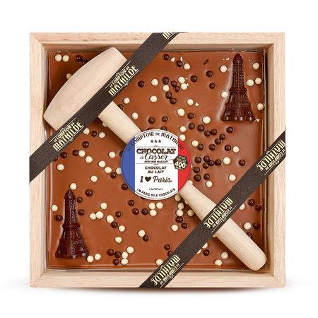 Kistje chocolade Parijs