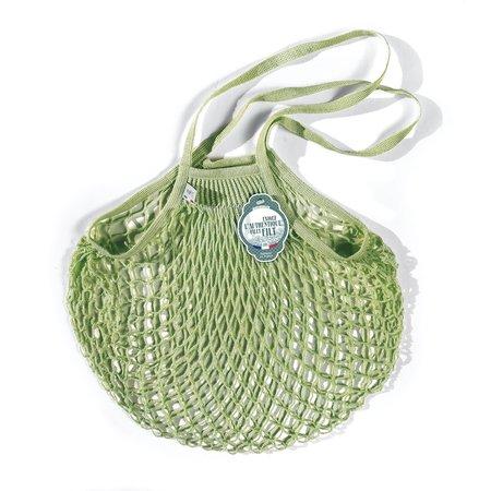 Nettasje met hengsels Pergola groen