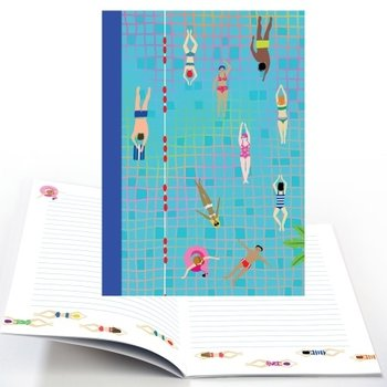 Cartes d'Art Paris Schrift zwembad