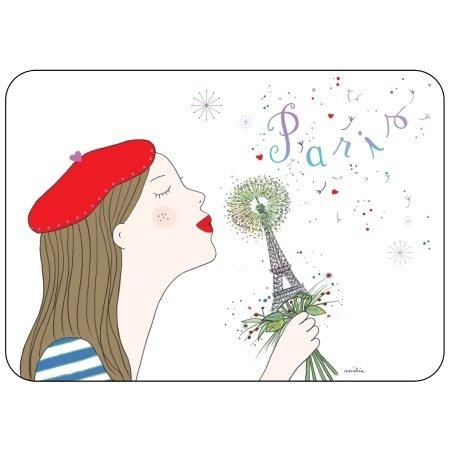 Ansichtkaart Parisienne