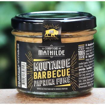 Le Comptoir de Mathilde Mosterd rooksmaak