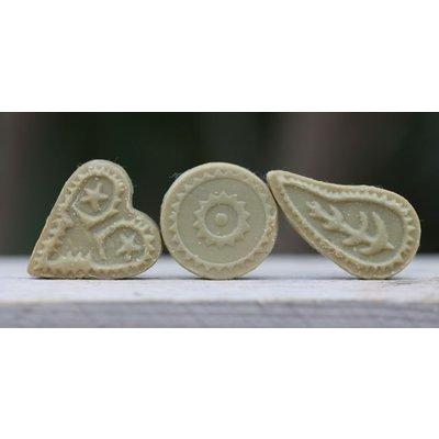 4 mini Alepzeepjes