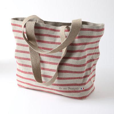 Franse tas rood