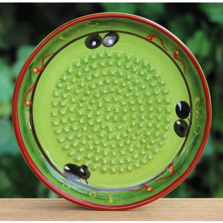 Groene  knoflookrasp