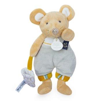 Doudou et Compagnie de Paris Knuffel grijze muis