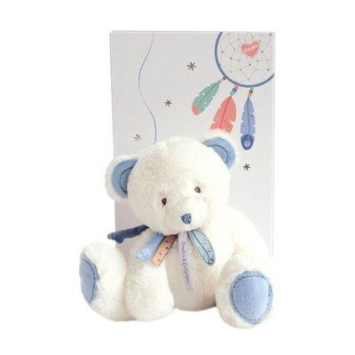 Blauwe beer klein
