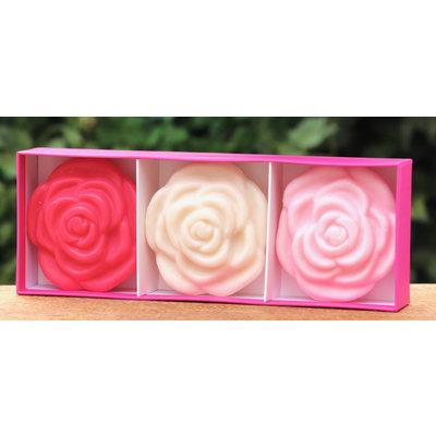 Zeepdoos rozen