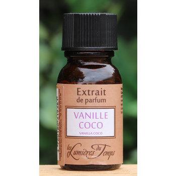 Les Lumières du Temps Parfumolie vanille/kokos