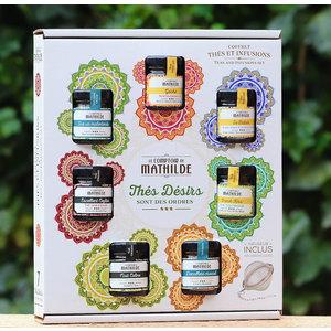 Giftbox thee en accessoires