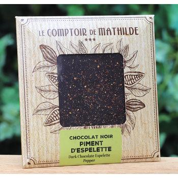 Le Comptoir de Mathilde Tablet met piment