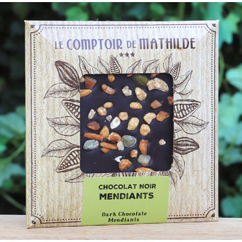 Le Comptoir de Mathilde Tablet met notenmix