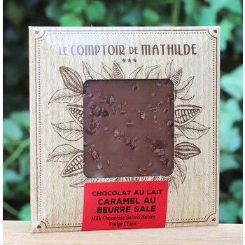 Le Comptoir de Mathilde Tablet met caramel
