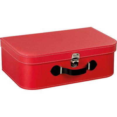Rood koffertje