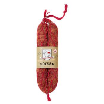 Maison Cisson Gebreide worst chorizo