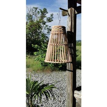 Lumière de Provence Rotan hanglamp groot