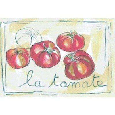 Print tomaten