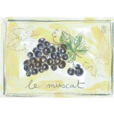 Print druiven