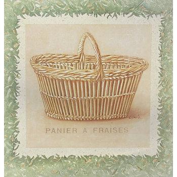 Lumière de Provence Poster fraise