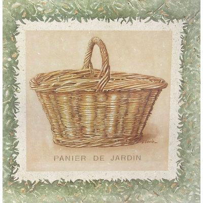 Poster jardin