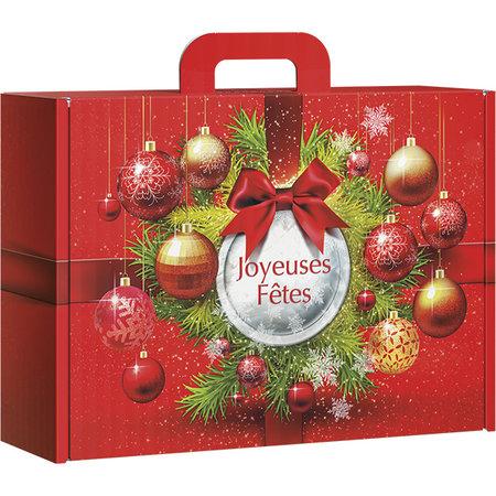 Kerstpakket met delicatessen