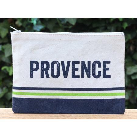 Stoffen etui met de tekst Provence