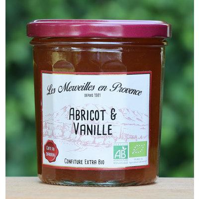 Confiture abrikoos vanille