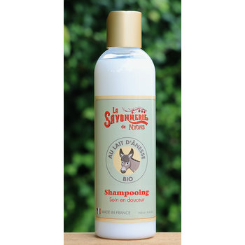 Savonnerie de Nyons Shampoo ezelinnenmelk
